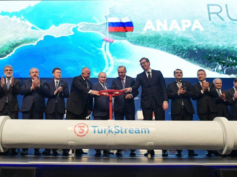 """САЩ: """"Турски поток"""" и """"Северен поток"""" 2 подкопават трансатлантическата сигурност"""