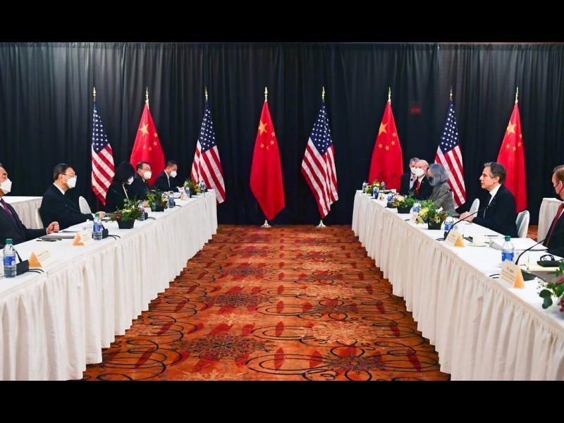 Блинкен обвини Китай, че застрашава световната сигурност