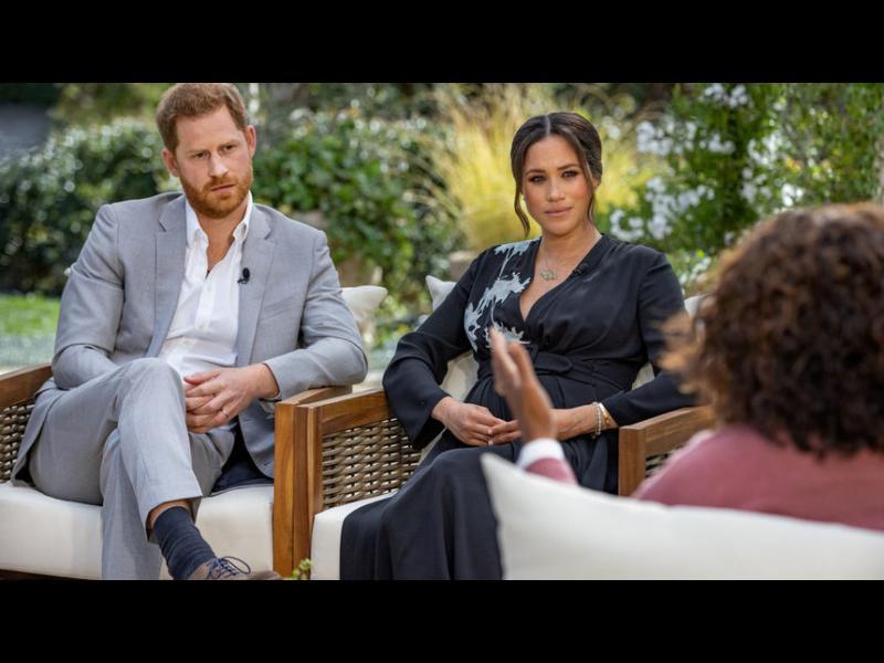 Меган и Хари в унищожително интервю за расизма и безсърдечието в двореца