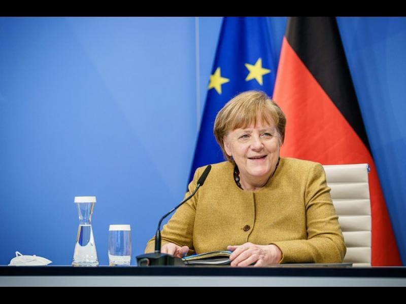 Лоши резултати за управляващата партия на Меркел в Германия