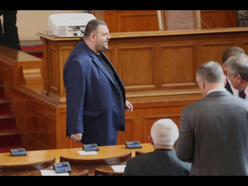 Делян Пеевски не е водач на листа на ДПС