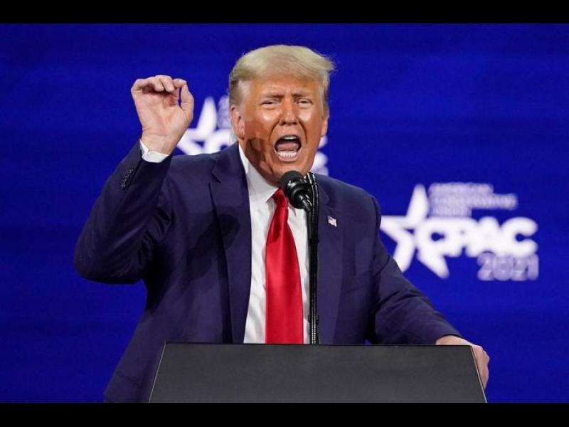 Тръмп няма да основава нова партия, но може да се кандидатира през 2024 г.