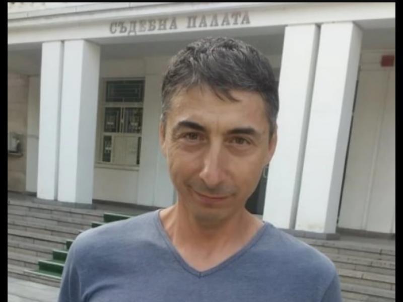Обрат по делото за дрога срещу журналиста Димитър Пецов