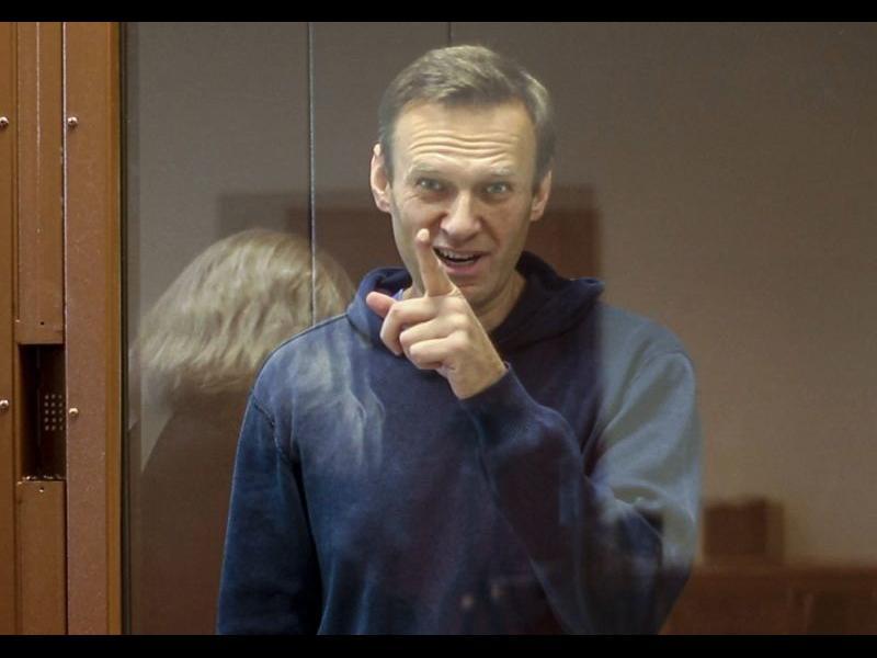 Московски съд отхвърли искането на ЕСПЧ Навални да бъде освободен