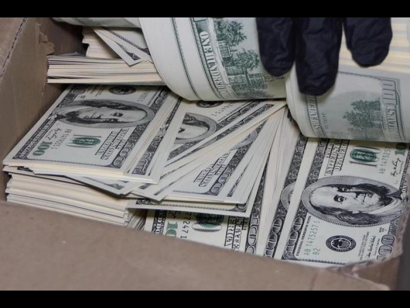 """""""Фалшивите"""" милиони долари и евро: не били пари, а реквизит за тържества"""