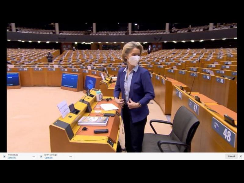 Еврокомисията: Страните-членки сами са си виновни за ваксините