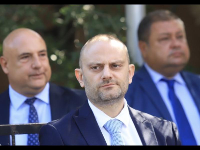 Смениха и шефа на ГДБОП, пратен е в ново звено