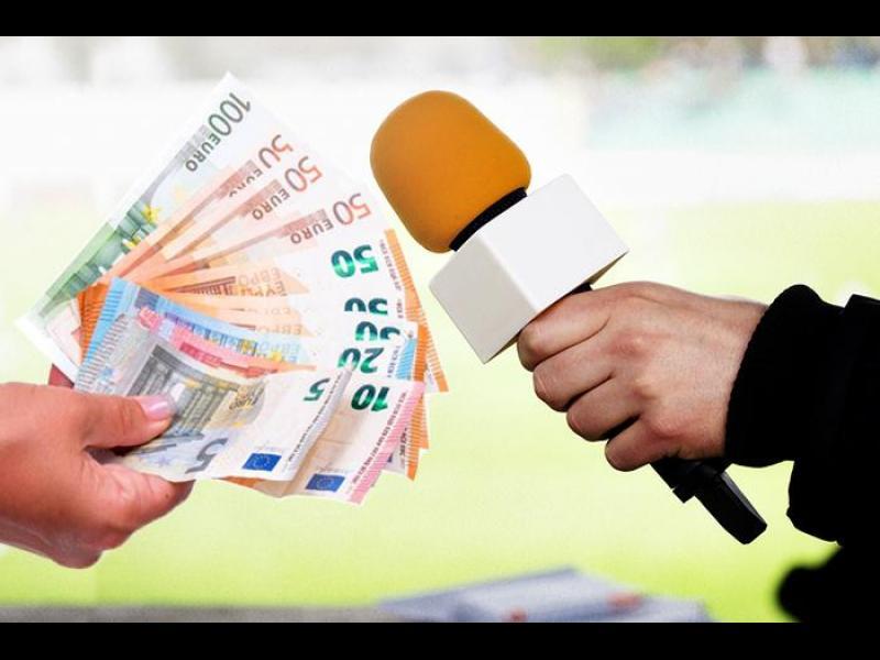 За 4 години властта раздала на медии над 10 милиона лева само от европрограмите