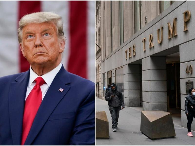 Разследването срещу компанията на Тръмп в Ню Йорк вече е криминално