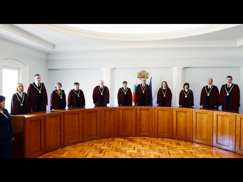 Създаването на специален прокурор противоречи на конституцията