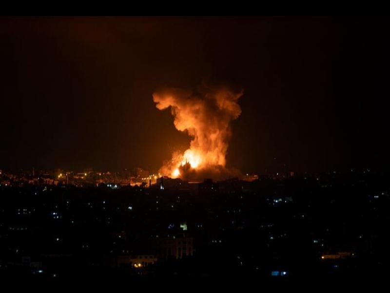 Израел: Ракетният обстрел от Газа не спира от вчера - картинка 1