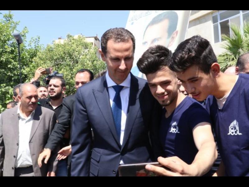 Башар Асад ще управлява Сирия с четвърти 7-годишен мандат