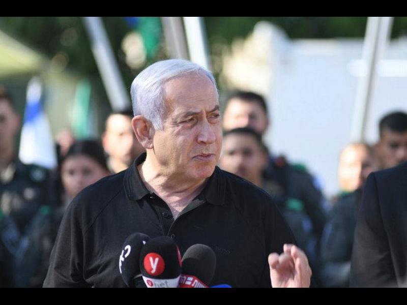 """Нетаняху към Хамас: """"Не можете да се скриете нито над земята, нито под земята"""""""