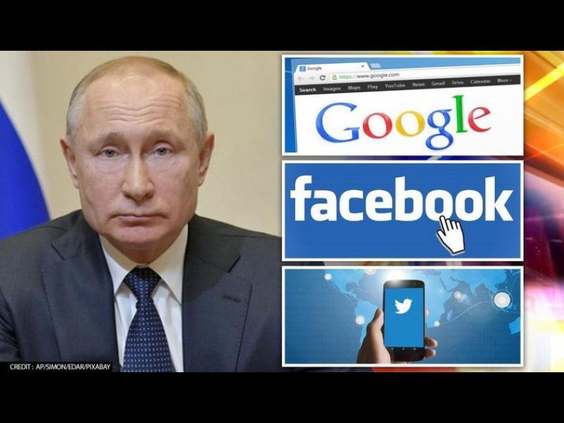 Русия с ултиматум към Google да изтрие съдържание