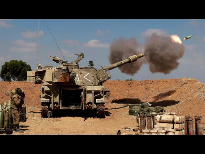 Израел засилва ударите в Газа, но сухопътна офанзива няма да има