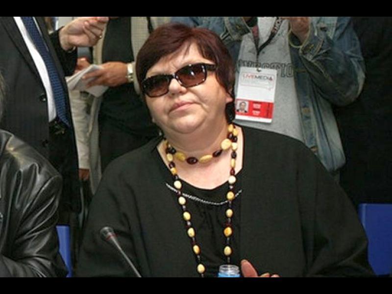 """Ирена Кръстева възразила да е в списък по """"Магнитски"""" - не била свързано лице с Пеевски"""