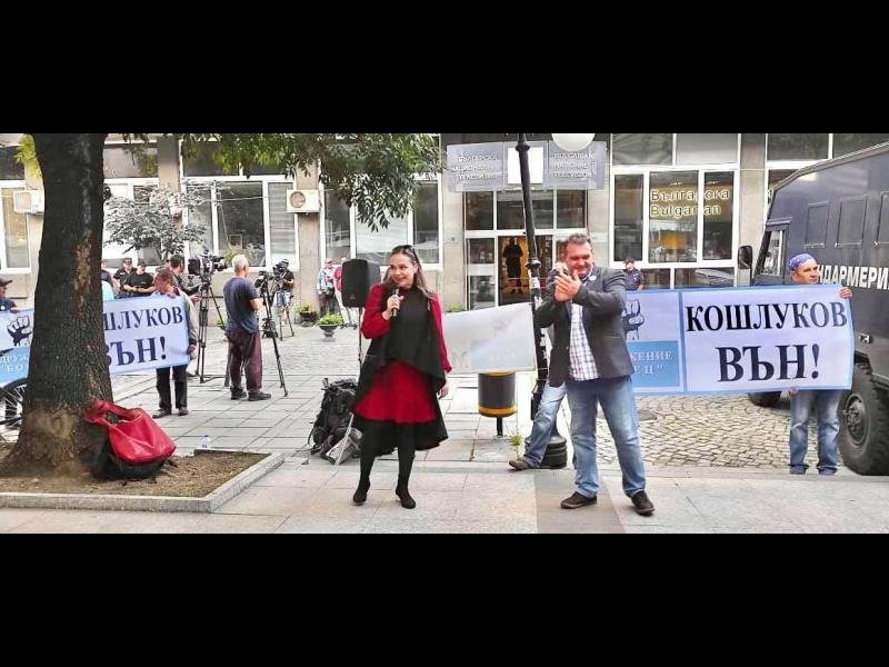Над 1700 общественици пак поискаха оставката на Кошлуков
