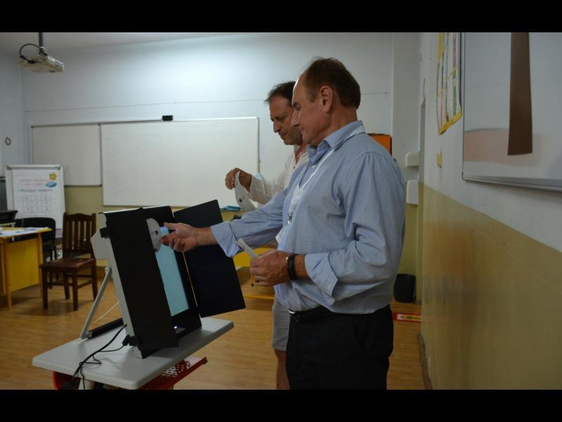 Балотаж между Има такъв народ и БСП, ГЕРБ трета сила на кметските избори в Благоевград - картинка 1