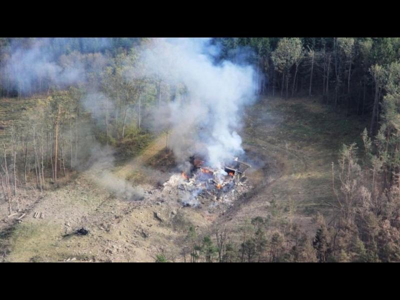 Чехия поиска от Русия компенсации за взривения оръжеен склад