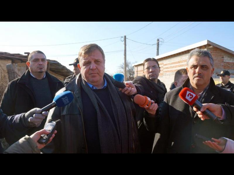 Съдът: Каракачанов е използвал дискриминационна реч спрямо ромския етнос