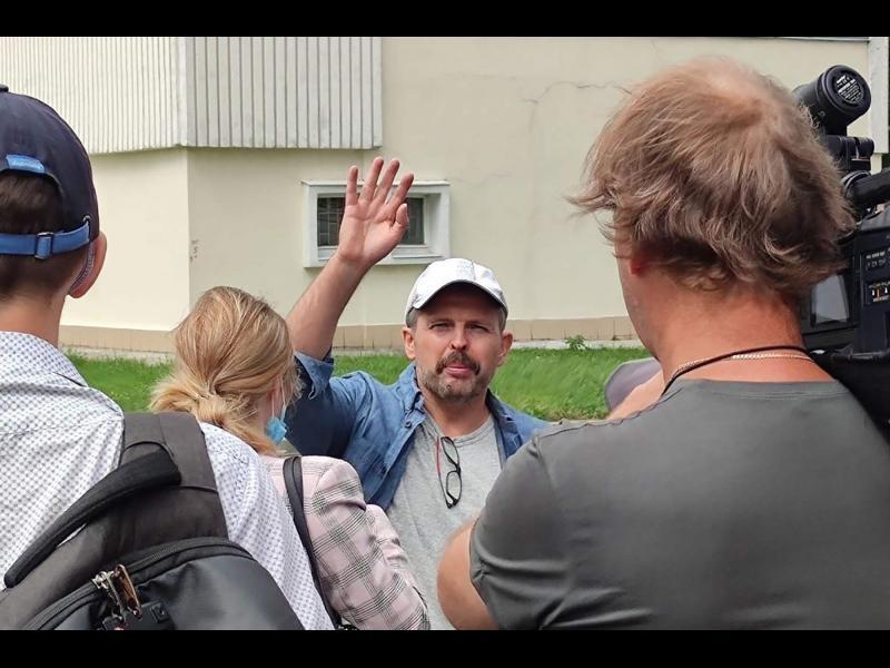 Руската полиция претърси домовете на разследващи журналисти