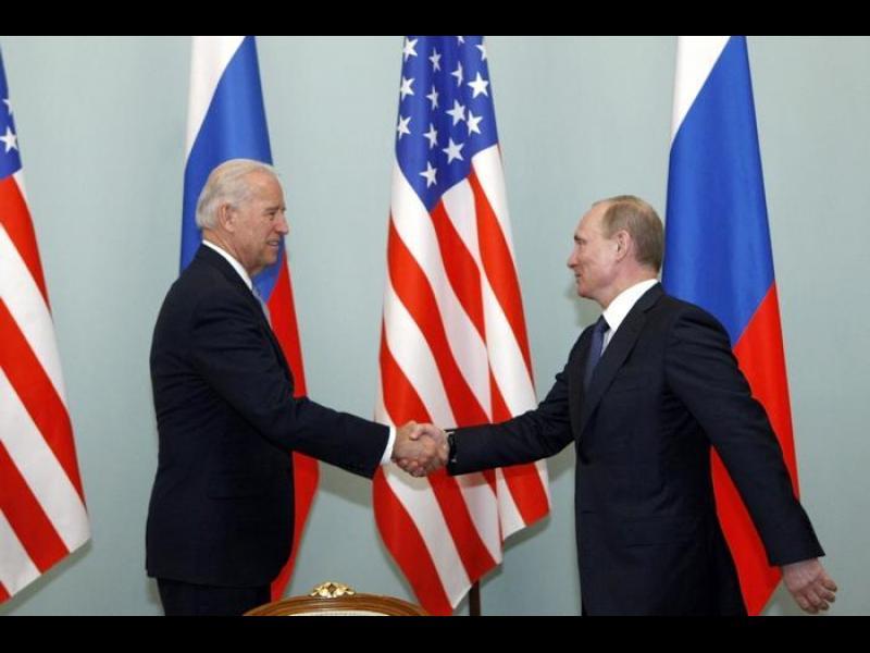 """Байдън нарече Путин """"достоен"""", """"умен"""" и """"твърд"""" противник"""