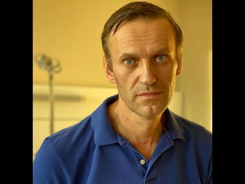 """Русия обяви за """"екстремисти"""" всички, работили заедно с Навални - картинка 1"""
