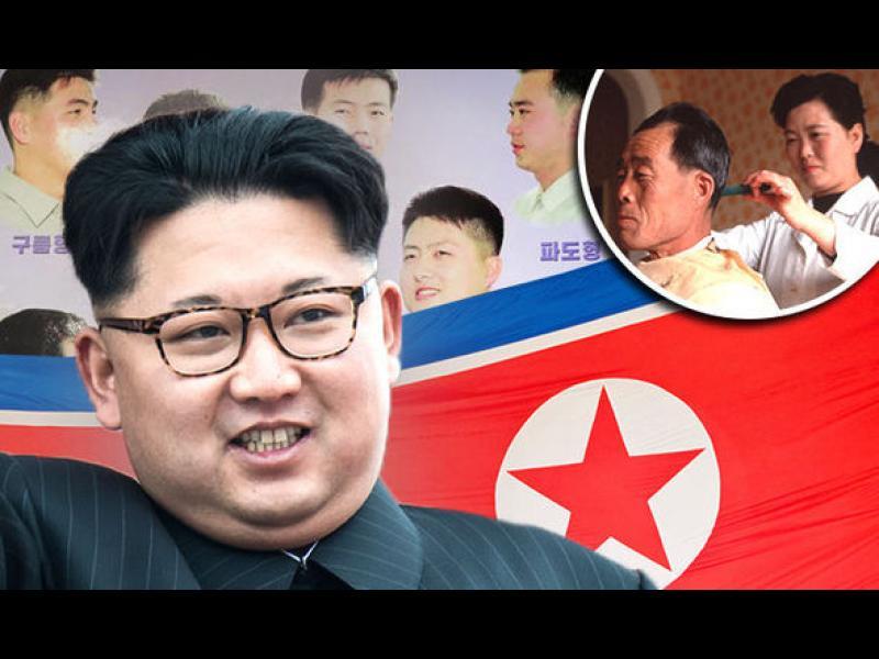 Северна Корея: Забрана на тесните дънки, 15 вида прически и пиърсинг