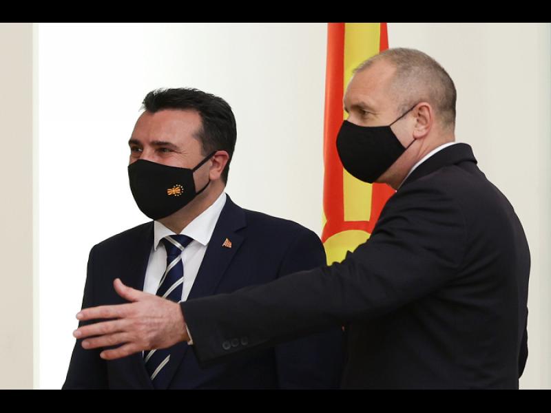 Радев: Очаквам най-скоро да имаме посланик на Република Северна Македония в София
