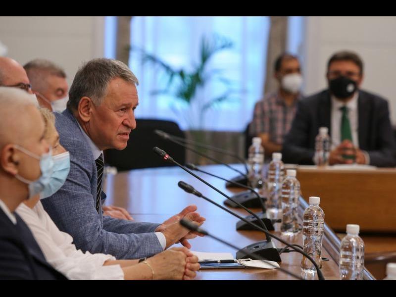 Кацаров: Да удвоим ваксинираните до началото на есента - с една доза да са 50 на сто