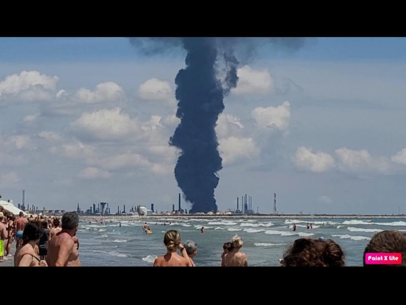 Взрив в най-голямата румънска петролна рафинерия на Черно море