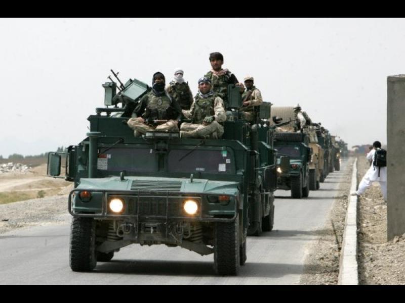 Талибаните вече владеят 85% от Афганистан