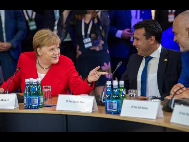 Меркел за последно събира лидерите на Западните Балкани
