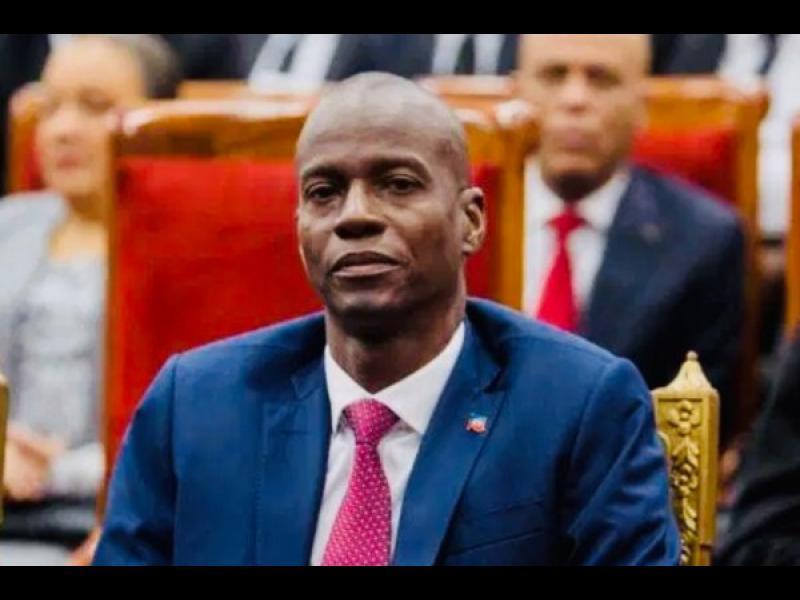 Президентът на Хаити е убит в дома си