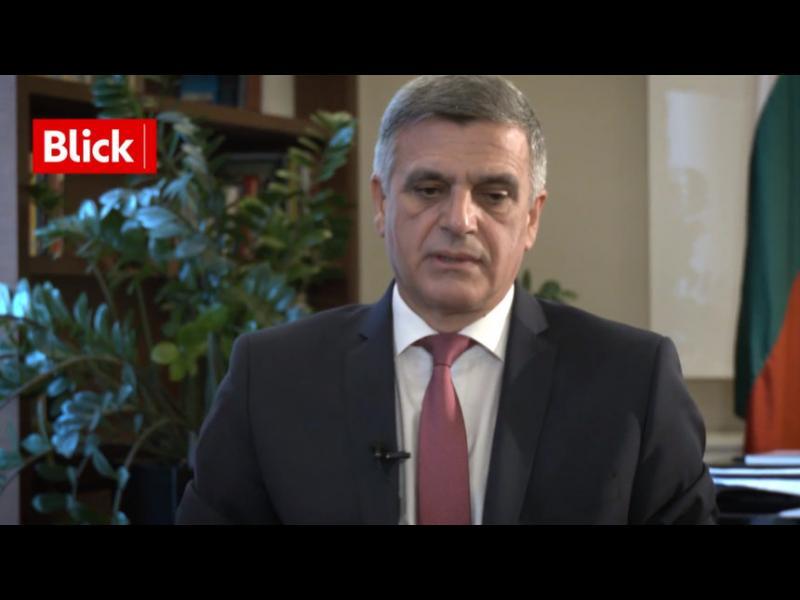Стефан  Янев: Източниците на Европа за ситуацията в България са спорни