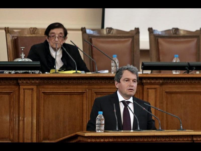 Тошко Йорданов: Слави не иска персонална власт