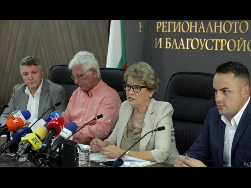 Министър Комитова: Купили сме магистрала на зелено