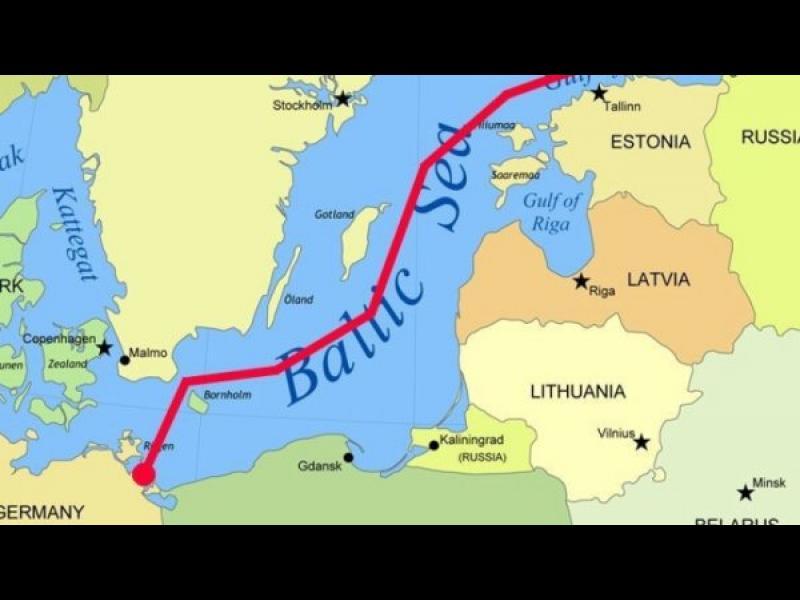 """САЩ и Германия са се разбрали за """"Северен поток -2"""""""