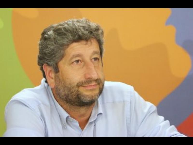 """""""Демократична България"""" ще покани депутатите на Трифонов на публична дискусия в парламента"""