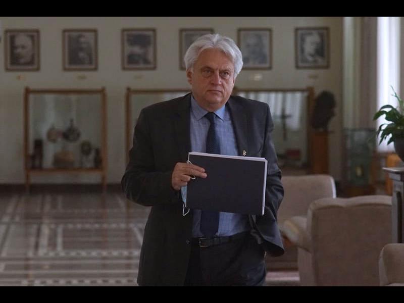 """Из доклада """"Рашков"""" за Гешев: щурмът на президентството, огласяването на СРС, кюлчета"""
