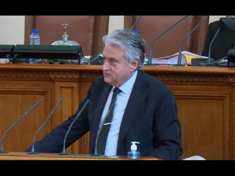Бойко Рашков: Миграционният натиск е увеличен