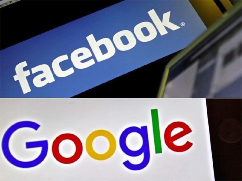 Google и Facebook - само с ваксинирани в офисите си