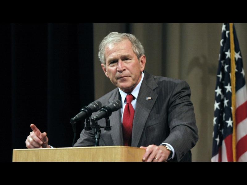 Джордж Буш-младши: Изтеглянето на НАТО от Афганистан е грешка