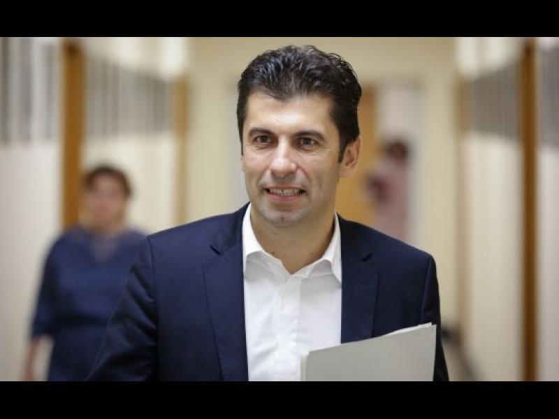 Кирил Петков се надява на бърза актуализация на бюджета