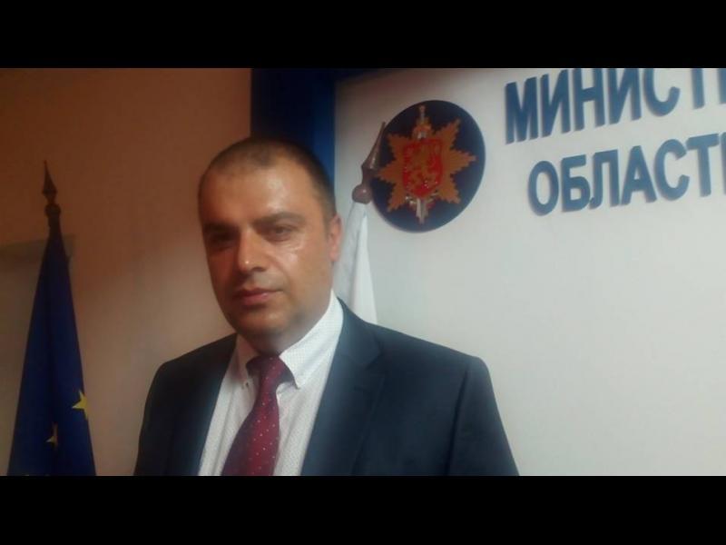 Шефът на полицията в Пловдив дисциплинарно уволнен от Рашков
