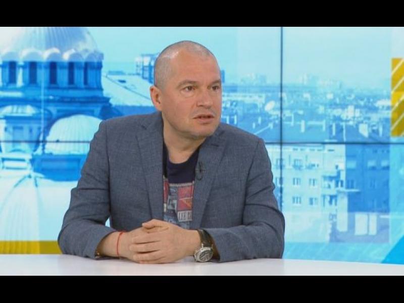 Тошко Йорданов: Ако не беше Петър Илиев, щеше да е дядо Мраз. Не искат кабинет на ИТН