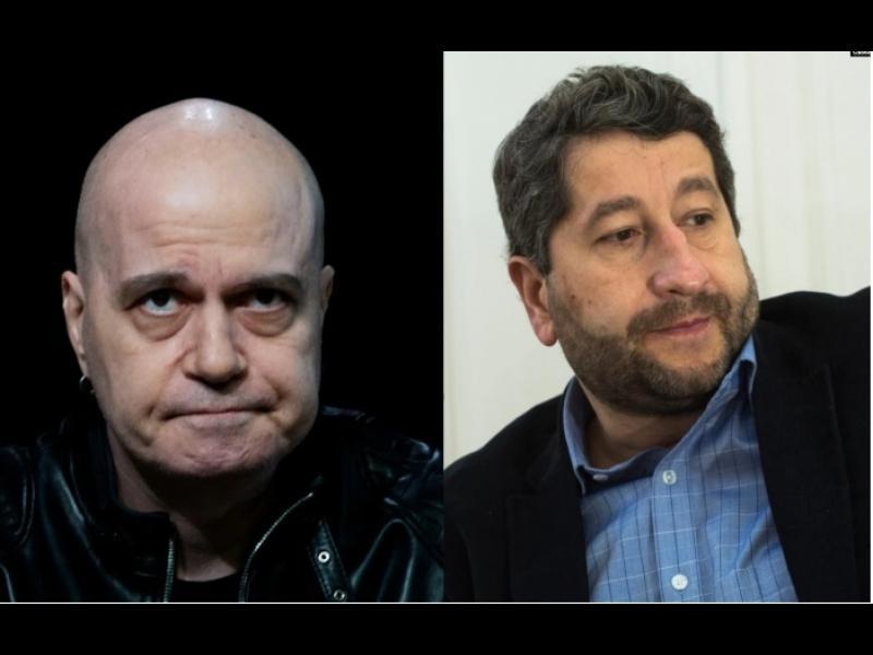 Слави Трифонов към Христо Иванов: Ти като какъв предлагаш министри? - картинка 1