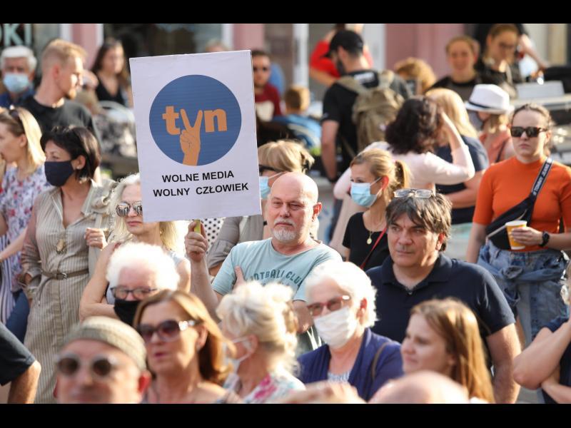 Полска телевизия взе лиценз в Нидерландия, за да избегне затваряне
