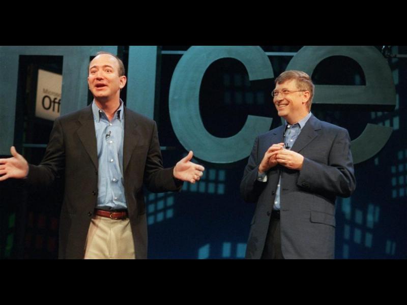 Безос и Гейтс се обединяват за един от най-големите проекти в историята