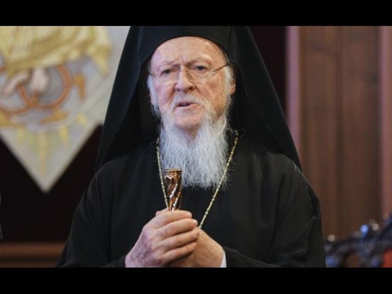 Вселенският патриарх: Неразумно е да се страхуваме от ваксините